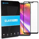Mocolo Full Fit Tempered Glass Screen Protector - LG G7 ThinQ - Black